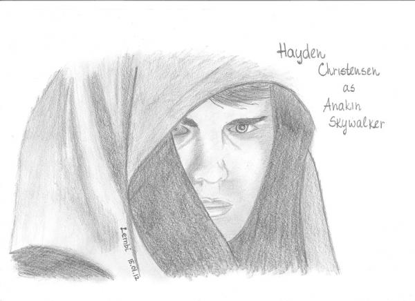 Hayden Christensen by -lembi-